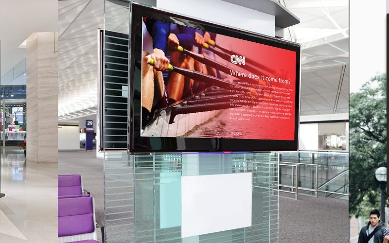 What Is Digital Signage and The Benefits of Hiring These Services